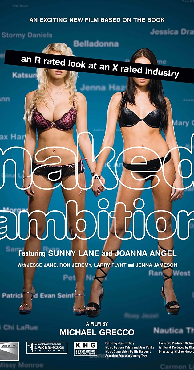 X Rated Kylie Thrills Fans In Knee High Leather Boots: Naked Ambition: An R Rated Look At An X Rated Industry