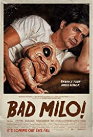 Bad Milo (2013) Poster - Movie Forum, Cast, Reviews
