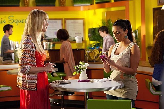 April Bowlby and Kim Kardashian West in Drop Dead Diva (2009)