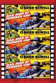 Bad Men of Thunder Gap Poster