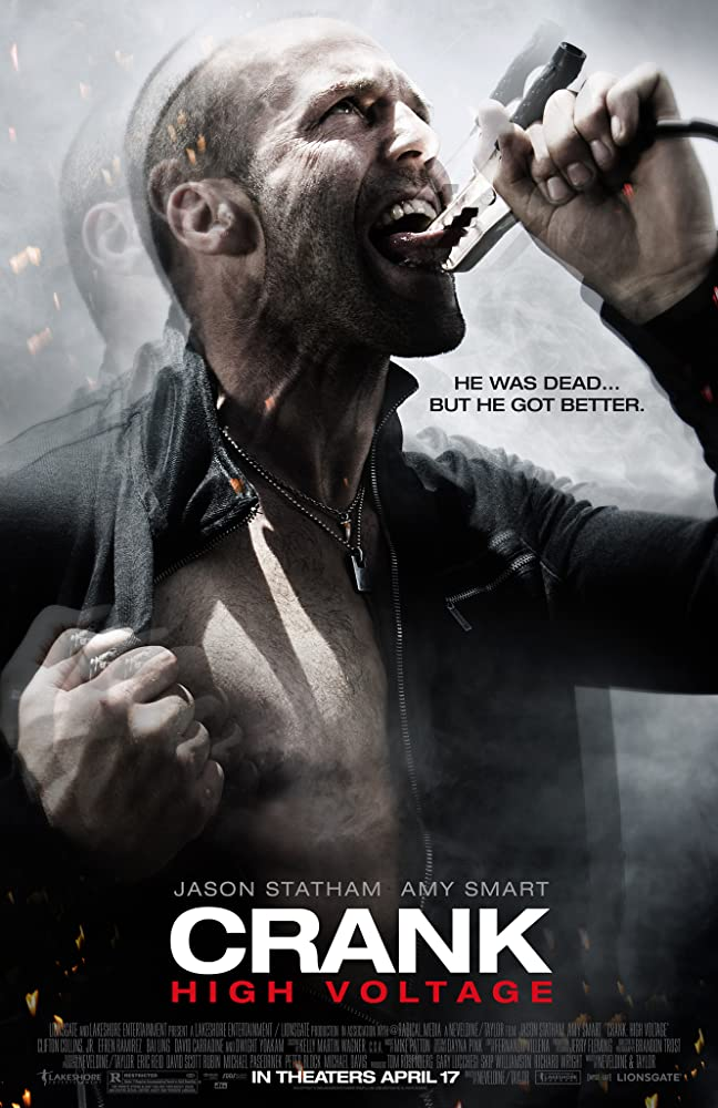 Crank: High Voltage (2009) Tagalog Dubbed