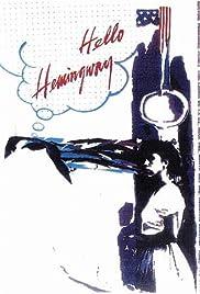 Hello Hemingway Poster