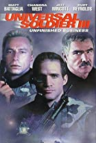 Image of Universal Soldier III: Unfinished Business