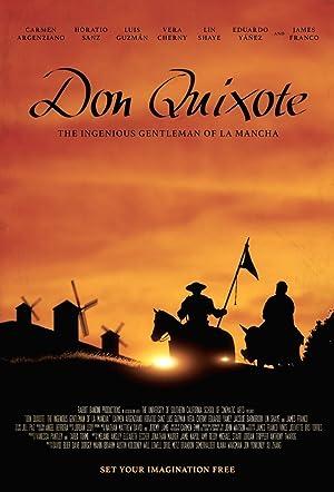 Don Quixote: The Ingenious Gentleman (2015)