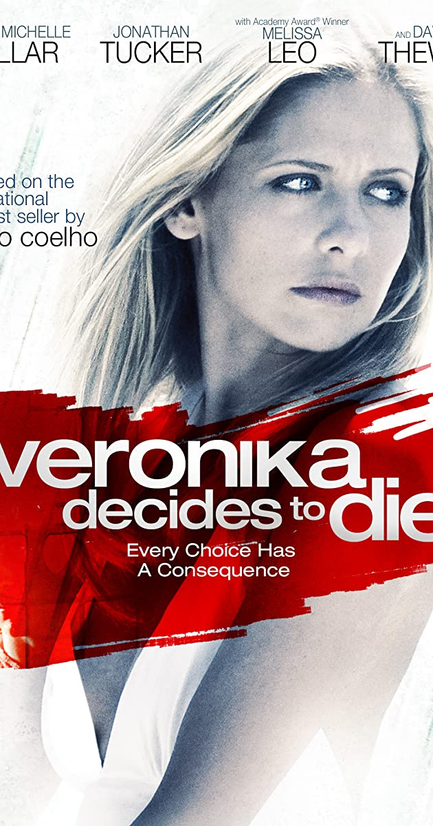 Veronika ryžtasi mirti / Veronika Decides to Die (2009) Online