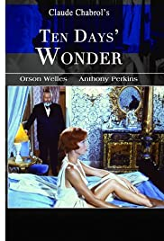 Ten Days Wonder Poster
