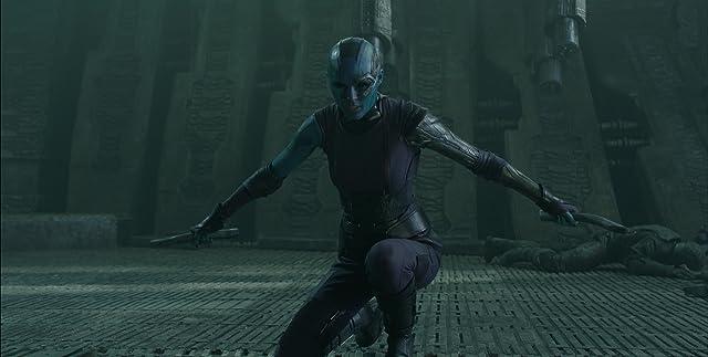 Karen Gillan in Guardians of the Galaxy (2014)