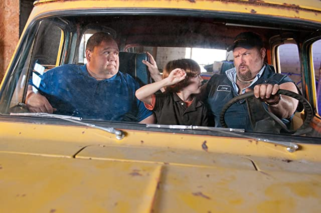Larry the Cable Guy and Gabriel Suttle in Tooth Fairy 2 (2012)