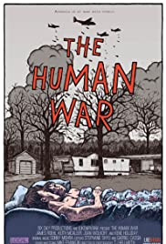 The Human War Poster