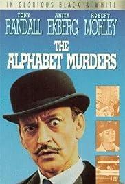 The Alphabet Murders Poster
