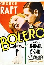 Bolero(1934) Poster - Movie Forum, Cast, Reviews