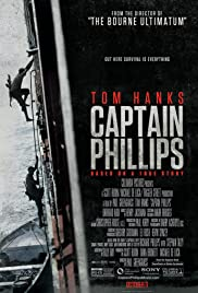 Captain Phillips Poster