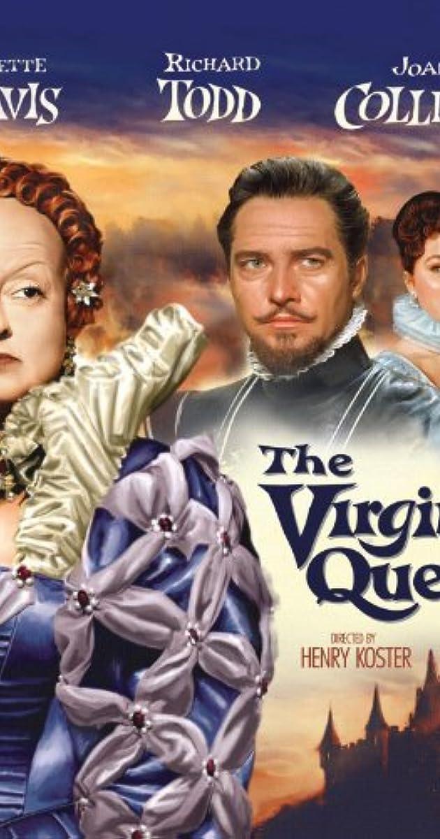 the virgin queen 1955 imdb