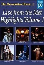 Primary image for The Metropolitan Opera Presents