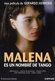 Malena es un nombre de tango Poster