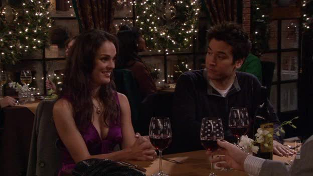 How I Met Your Mother Christmas.25 Days Of Christmas Review How I Met Your Mother Little