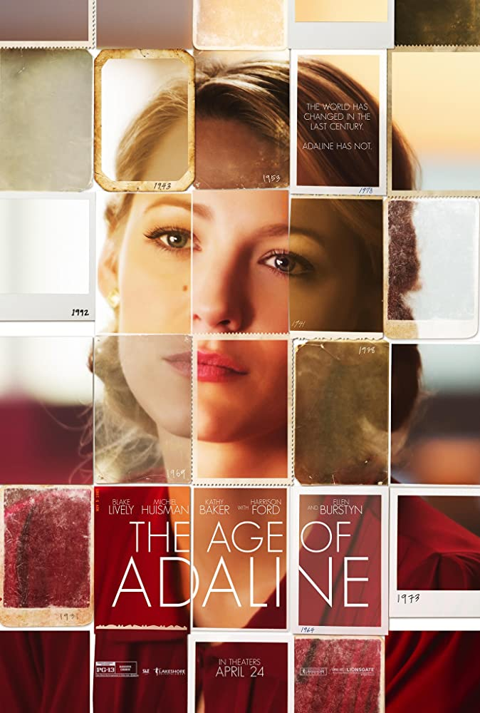 Who could have ever guessed The Age of Adaline (2015).