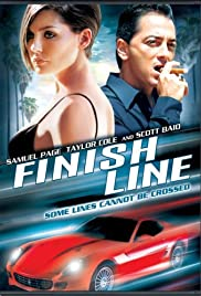 Finish Line Poster