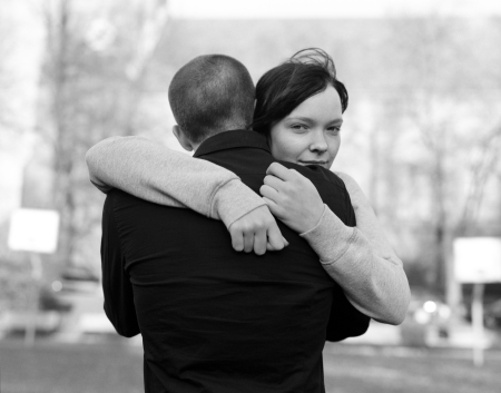 Anders Danielsen Lie and Viktoria Winge in Reprise (2006)