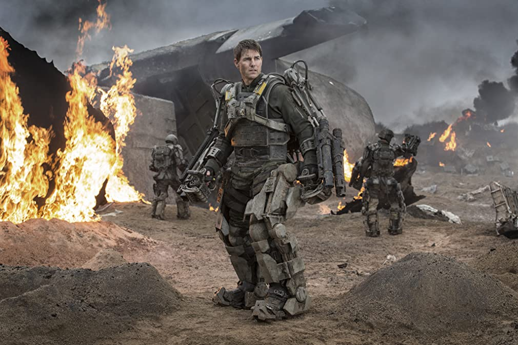 Watch Edge of Tomorrow the full movie online for free