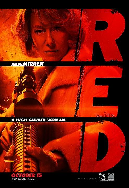 Helen Mirren in RED (2010)