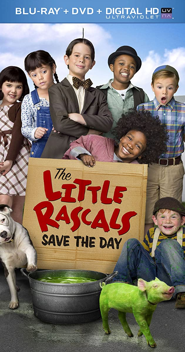 a review of the movie little rascals The little rascals save the day – christian review the little rascals — originally called our gang from its earliest days in the '20s, '30s, and '40s — has embedded itself into the popular american conscience.