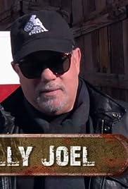 Billy Joel: A Matter of Rust Poster