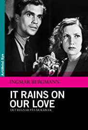 It Rains on Our Love Poster