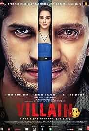 Ek Villain 2014 Hindi 720p 1.4GB BluRay AAC 5.1 MSubs MKV