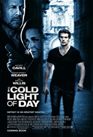 The Cold Light of Day Poster