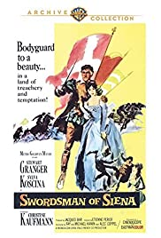 Swordsman of Siena (1962) Poster - Movie Forum, Cast, Reviews