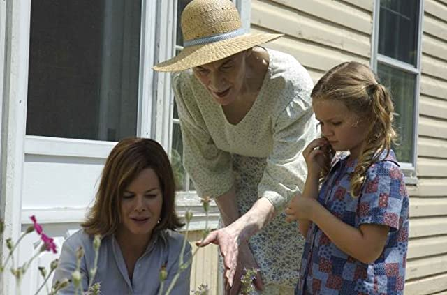Marcia Gay Harden, Marian Seldes, and Eulala Scheel in Home (2008)