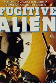 Fugitive Alien (1987) Poster - Movie Forum, Cast, Reviews