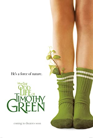 The Odd Life of Timothy Green (2012) Download on Vidmate
