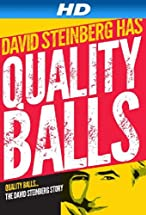 Primary image for Quality Balls: The David Steinberg Story