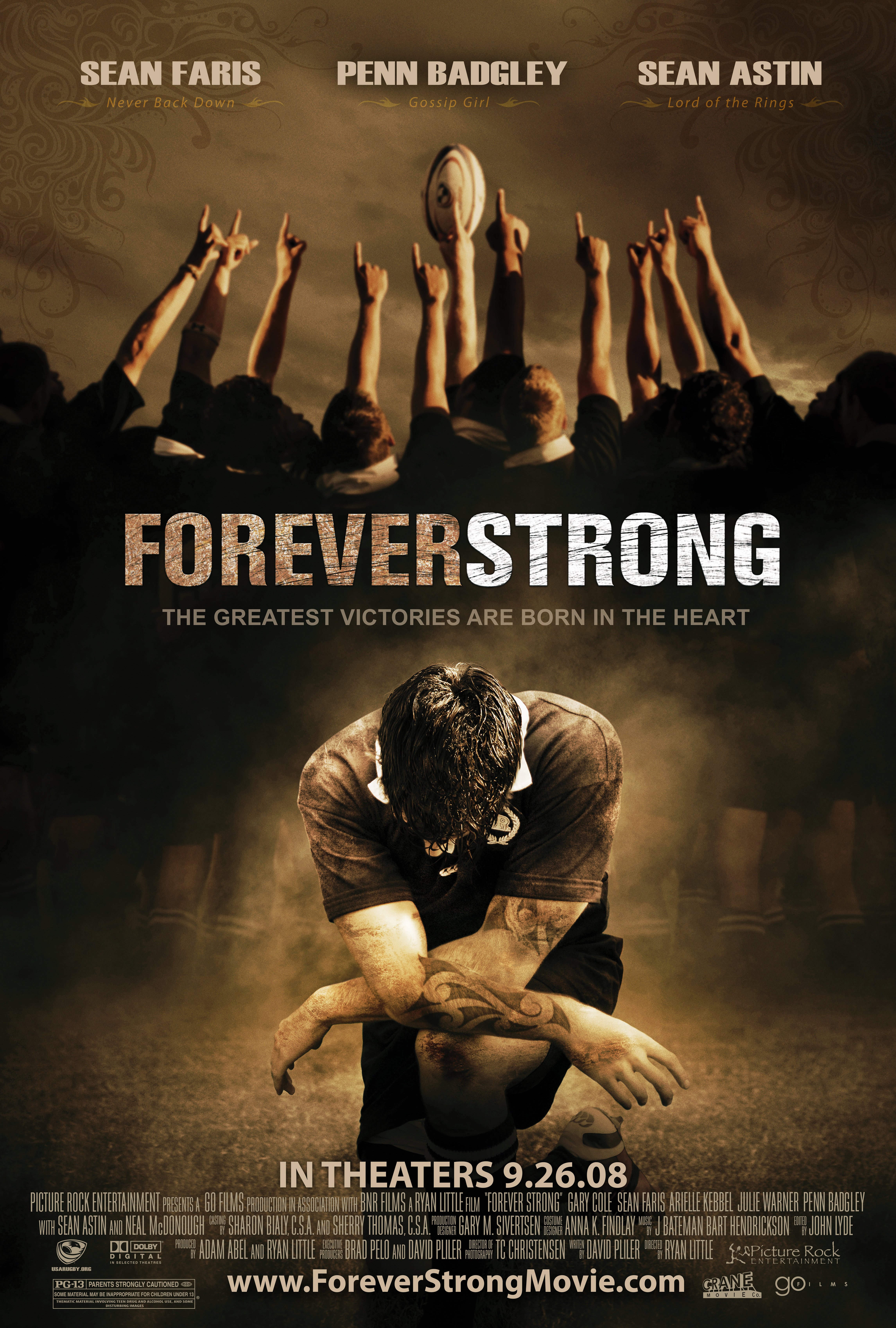 image Forever Strong Watch Full Movie Free Online