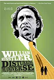 William Kunstler: Disturbing the Universe Poster