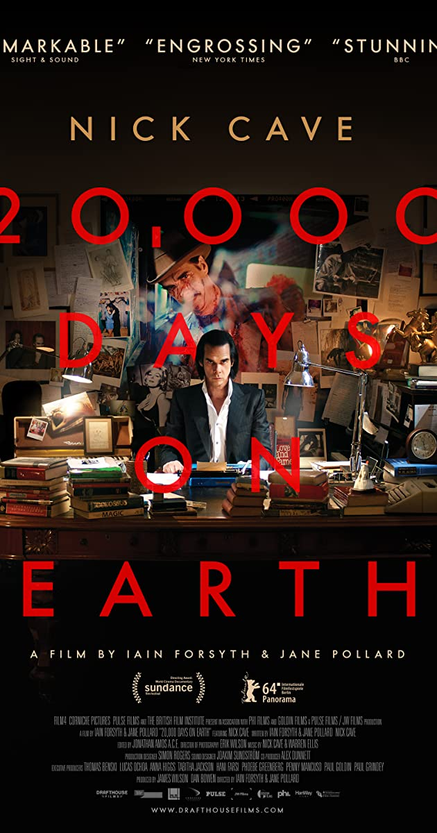 Man Caves Imdb : Days on earth imdb