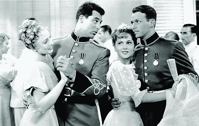 Joan Fontaine, Cary Grant, Douglas Fairbanks Jr., and Ann Evers in Gunga Din (1939)
