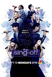 The Sing-Off Poster