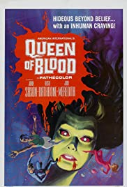 Queen of Blood (1966) Poster - Movie Forum, Cast, Reviews