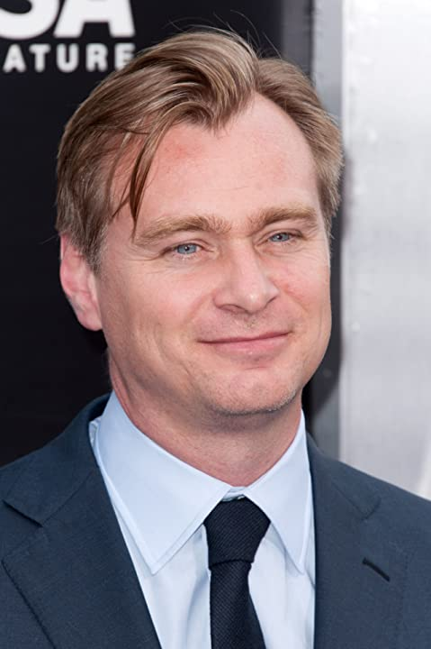 Christopher Nolan at an event for The Dark Knight Rises (2012)