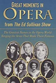 Great Moments in Opera Poster