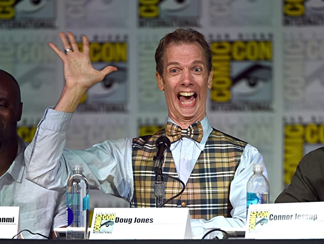 Doug Jones at an event for Falling Skies (2011)