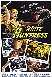 The White Huntress Poster