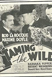 Taming the Wild Poster
