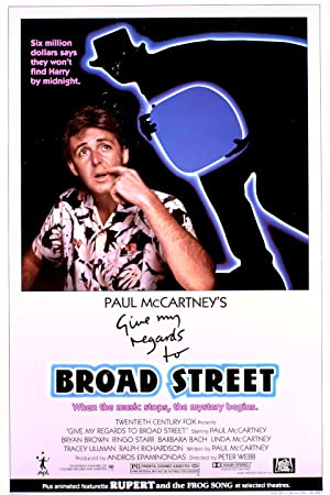 Permalink to Movie Give My Regards to Broad Street (1984)