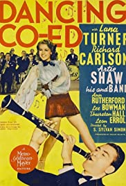 Dancing Co-Ed (1939) Poster - Movie Forum, Cast, Reviews