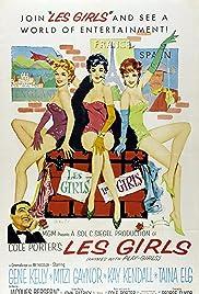 Les Girls(1957) Poster - Movie Forum, Cast, Reviews
