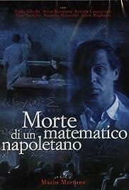 Morte di un matematico napoletano Poster